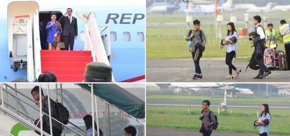 """""""Alasan Jokowi dan Keluarga ke Ragunan: Tiketnya Murah! Plesir dengan Biaya Negara: Tiketnya Gratis"""""""