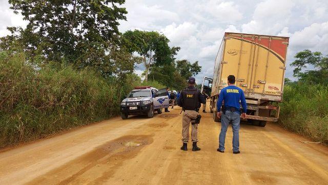 Receita Federal e Polícia Rodoviária Federal realizam Operação Conjunta