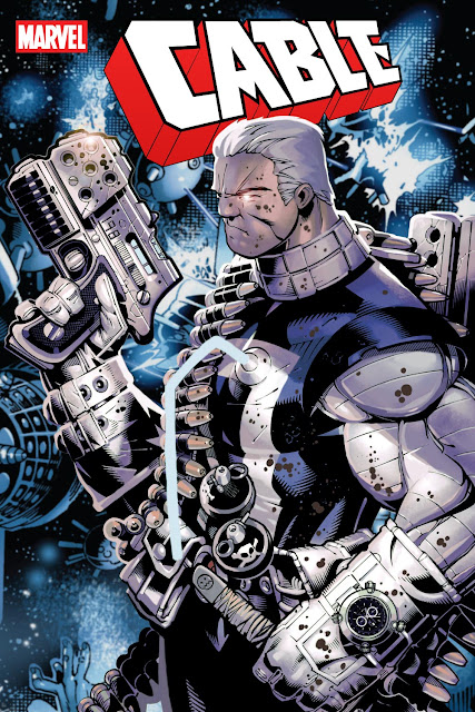 cable comics 90s