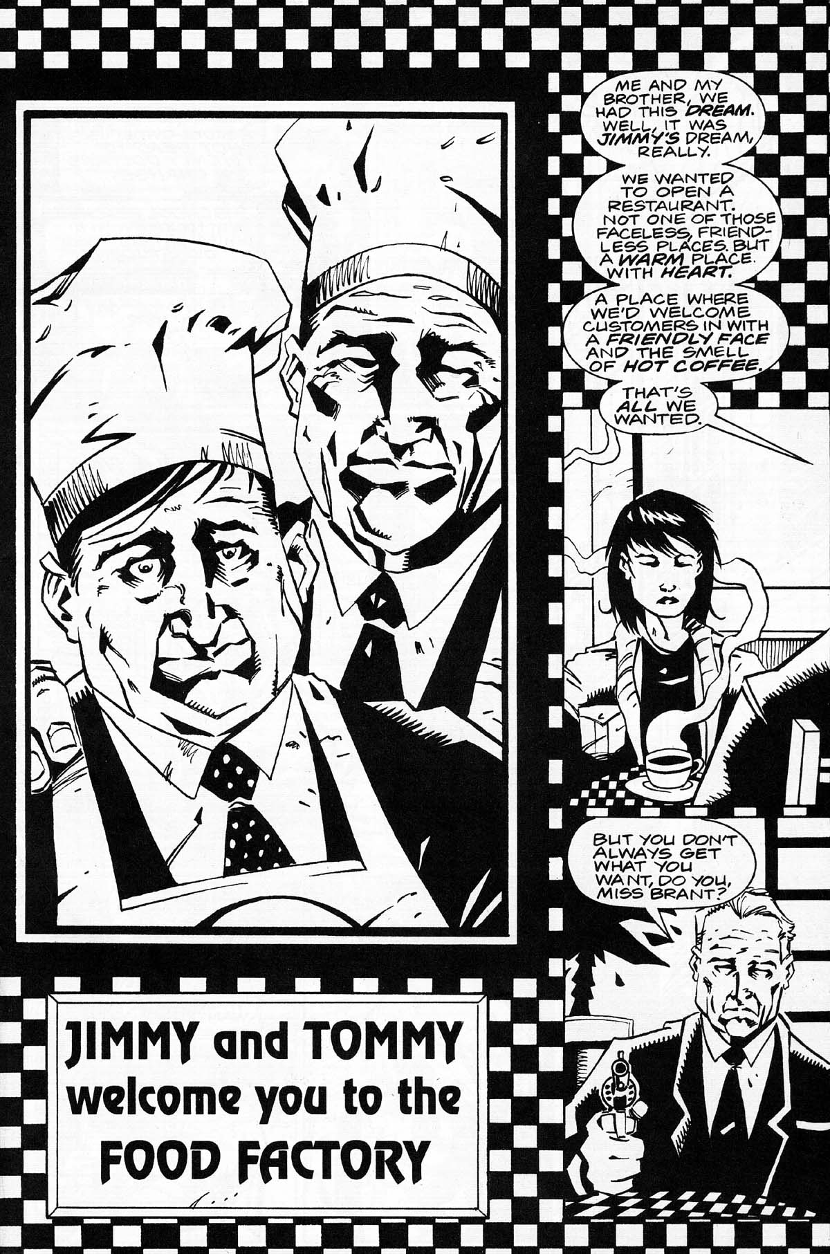Read online Daily Bugle (1996) comic -  Issue #3 - 3