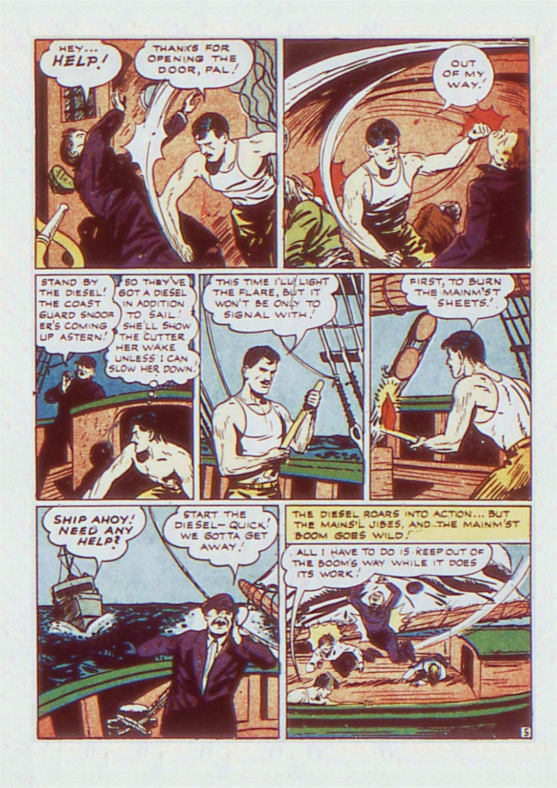 Action Comics (1938) 65 Page 34