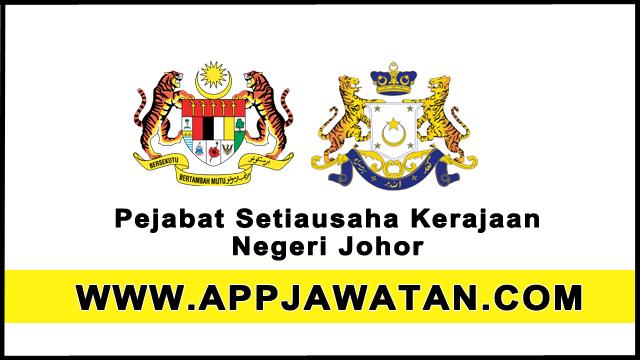 logo Pejabat Setiausaha Kerajaan Negeri Johor