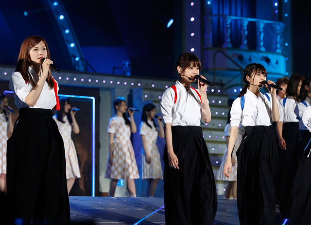 Nogizaka46 new single will be on Music Station next week