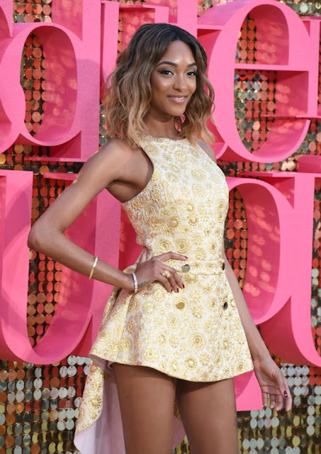 Jourdan Dunn – 'Absolutely Fabulous: The Movie' Premiere in London