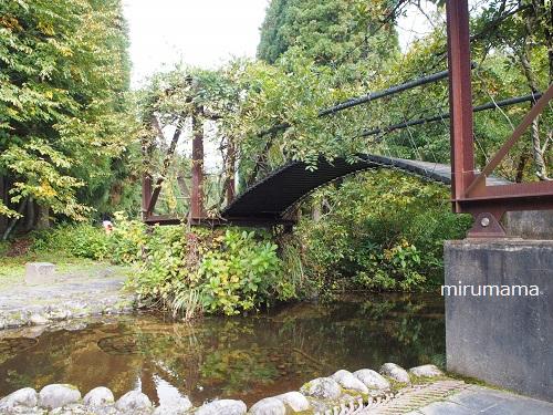 地界にある橋