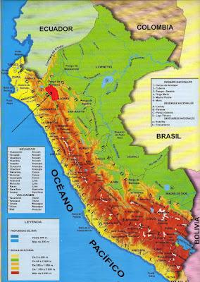 Picumnus steindachneri map