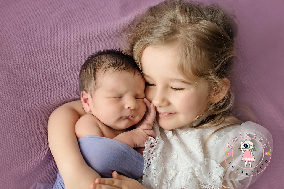 Zdjecia noworodka trojmiasto