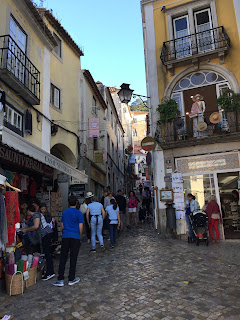 Back streets of Sintra