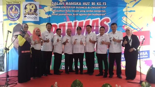 Panmas Fair 2018 Ajang Evaluasi Program Layak Anak Kecamatan