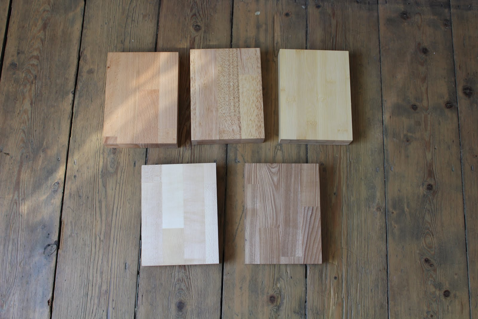 Samples from worktop-express