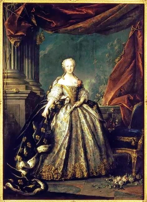 Maria Teresa Von Spanien