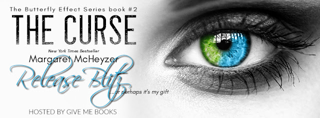 [New Release] THE CURSE by Maragret McHeyzer @MargaretMAuthor @GiveMeBooksBlog #UBReview