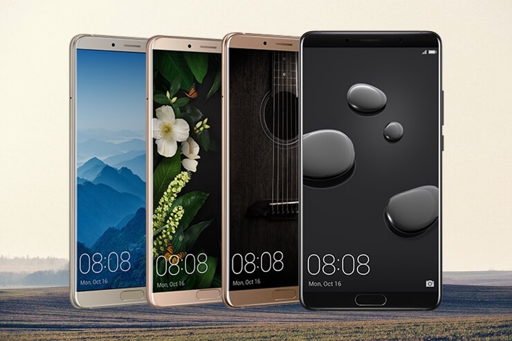 Huawei Yapay Zekalı Akıllı Cep Telefonu - Mate10