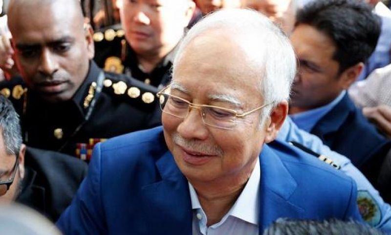 KPK-nya Malaysia Tangkap Najib Razak Tadi Sore