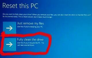 Mengatasi lupa password di windows 10