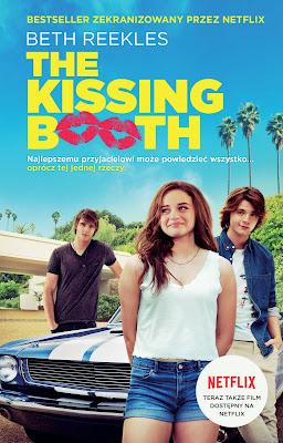 """Zapowiedź od Wydawnictwa Insignis - """"The Kissing Booth"""" Beth Reekles"""