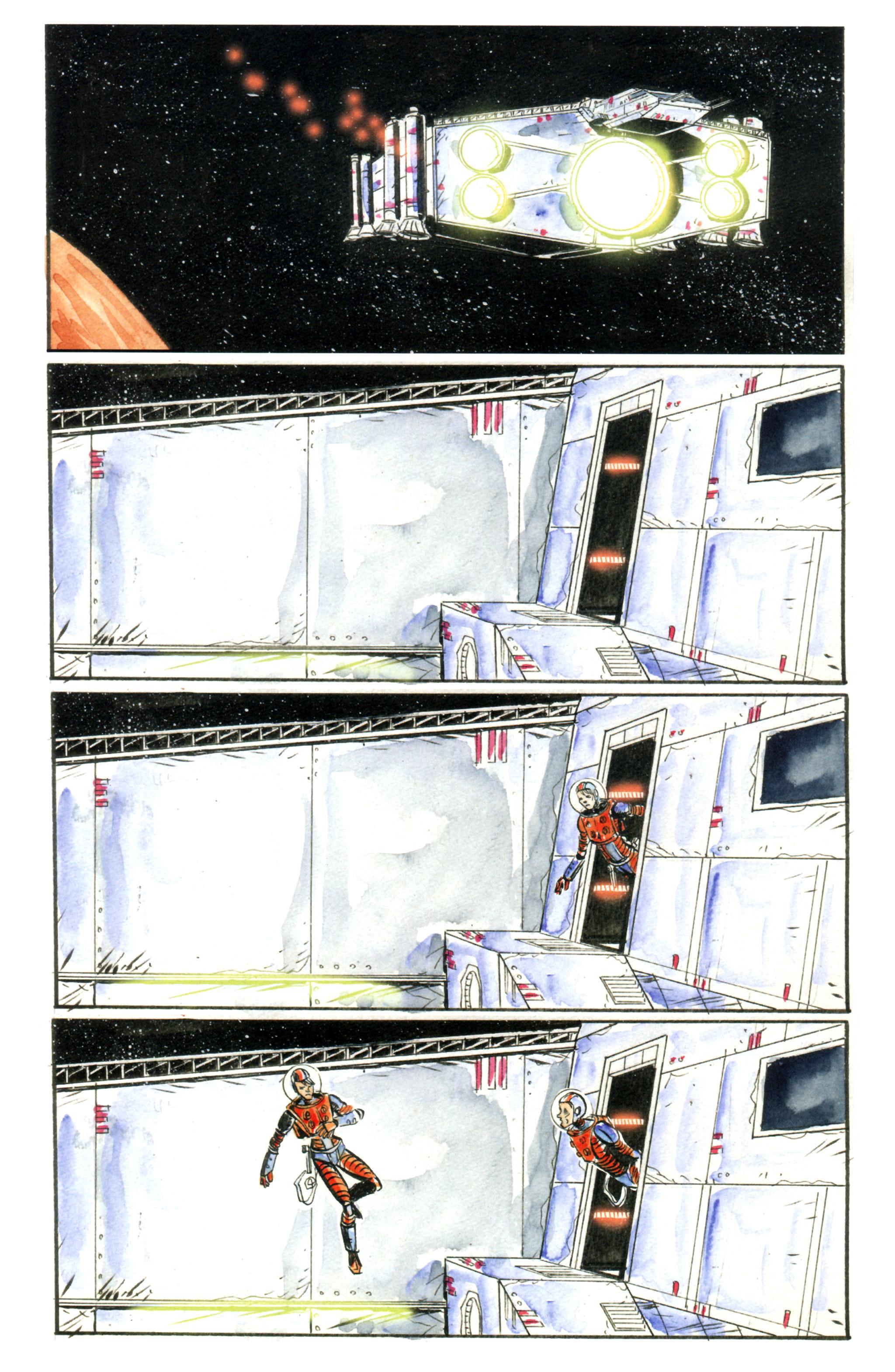 Read online Trillium comic -  Issue #8 - 18