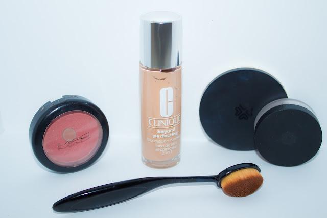maquillage du teint clinique lily lolo mac neejolie