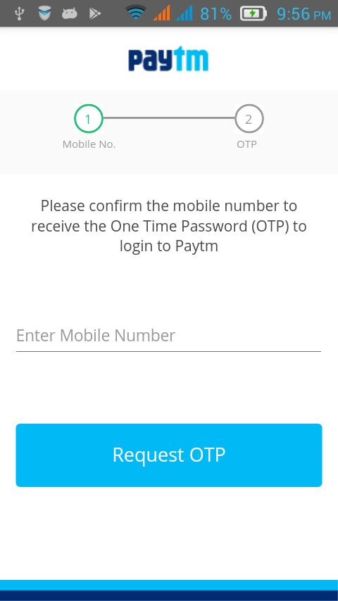 Android Tutorials: Paytm Android Integration Tutorial