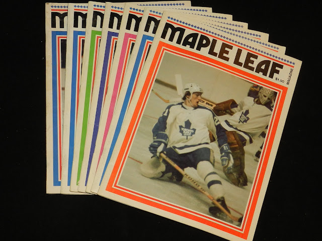 4f517eb4f SWEDISH PLAYERS INGE HAMMARSTROM AND BORJE SALMING (ABOVE) WERE LEAF  ROOKIES IN 1973-74 AND ON THE COVER OF GARDENS PROGRAM FROM DECEMBER GAME  AGAINST ...