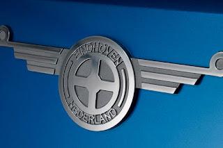 DAF XF 90th Anniversary Edition (2018) Badge Detail