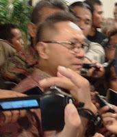 Ketua Majelis Permusyawaratan Rakyat (MPR) Republik Indonesia (RI), Zulkifli Hasan