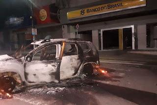 Polícia da PB investiga se R$ 154 mil apreendidos com quarteto provêm de assalto a banco no RN