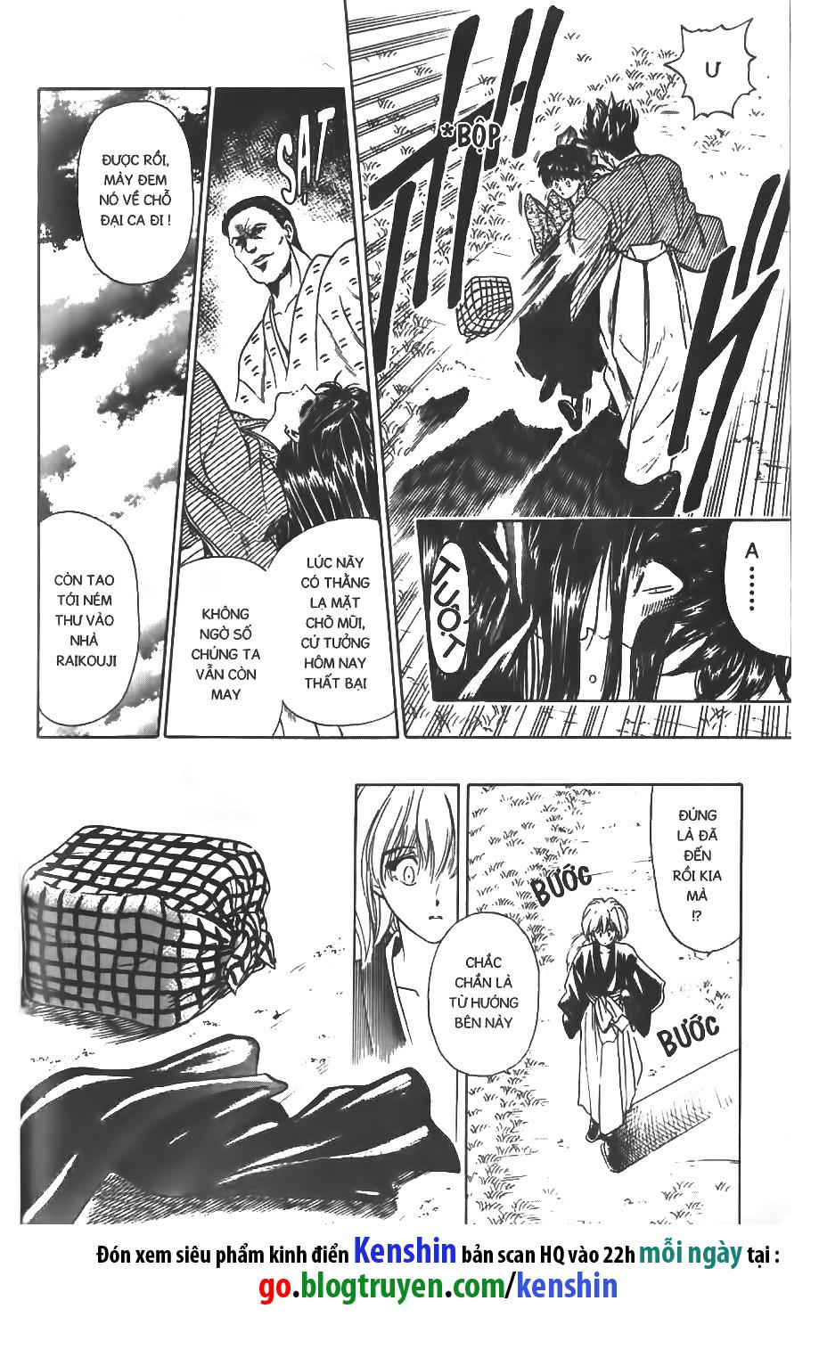 Rurouni Kenshin chap 6.5 trang 13