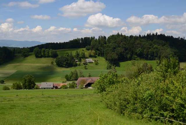 Biodiversität: Zu Besuch auf dem Quellenhof in Mättenbach