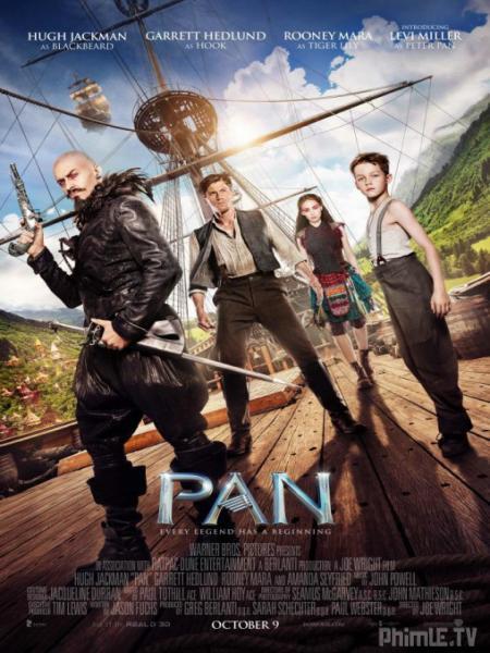 Pan & vùng đất Neverland