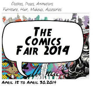 The Comics Fair