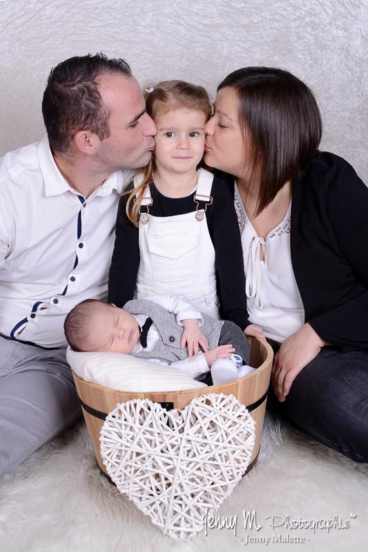 Photographe bébé St Gilles croix de vie, Noirmoutiers, Brétignolles