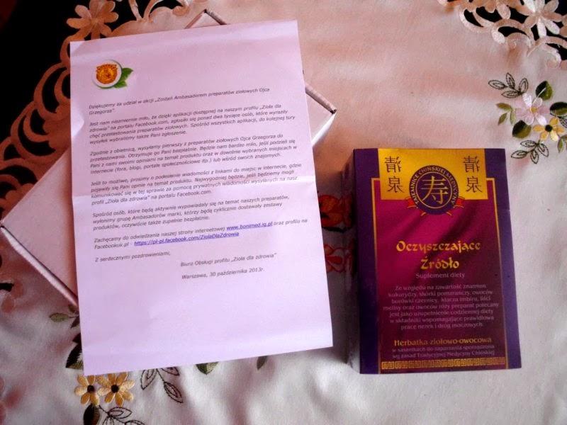 herbata owocowo-ziołowa na zapalenie pęcherza oczyszczające źródło