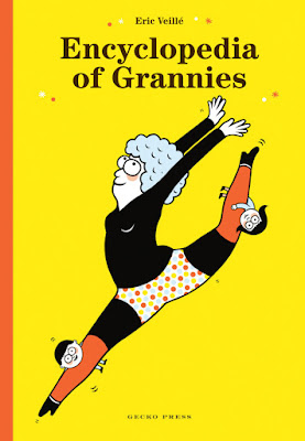 Photo of the cover of Encyclopedia of Grannies