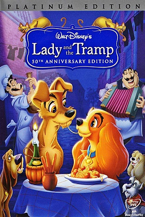 Lady and the Tramp (1955) 700MB Full Hindi Dual Audio Movie Download 720p Bluray thumbnail