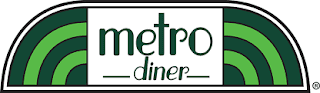 The Metro Diner logo is used at all 74 locations