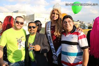 IMG 9967 - 13ª Parada do Orgulho LGBT Contagem reuniu milhares de pessoas