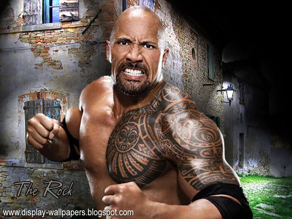 Images Of The Rock Wwe: HD Wallpaper Free Stock: November 2012