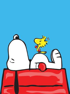 "Snoopy ""Lazy Champ"" Screen Print by JC Rivera"