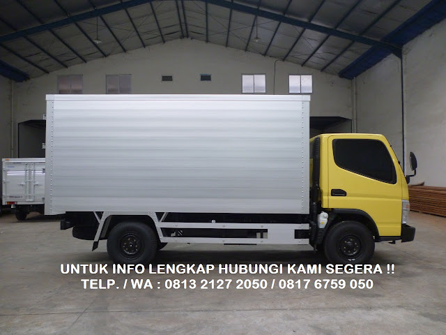kredit dp ringan box alumunium colt diesel 2019