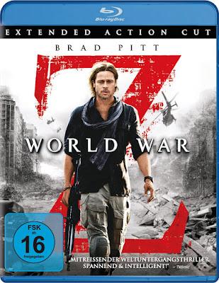 World War Z 2013 EXTENDED BD25 Spanish