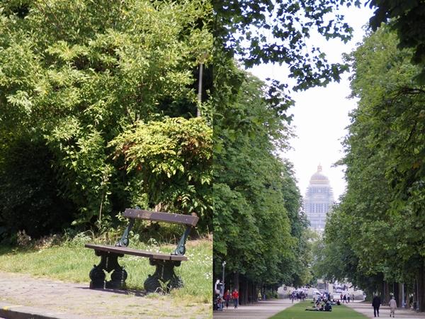 Parks in Brüssel | Belgien