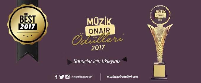 2. MüzikOnair Ödülleri Kazananları Belli Oldu!..