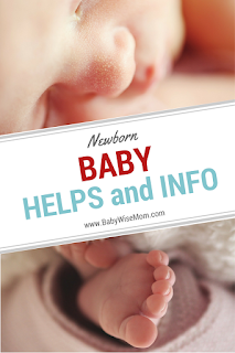 Newborn baby help and information