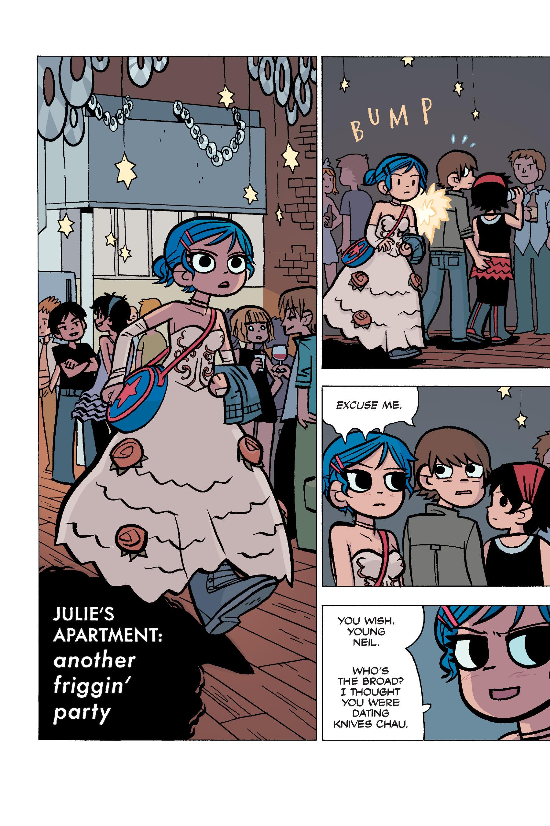 Read online Scott Pilgrim comic -  Issue #5 - 79