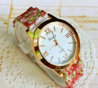 Model Jam Tangan Geneva Original