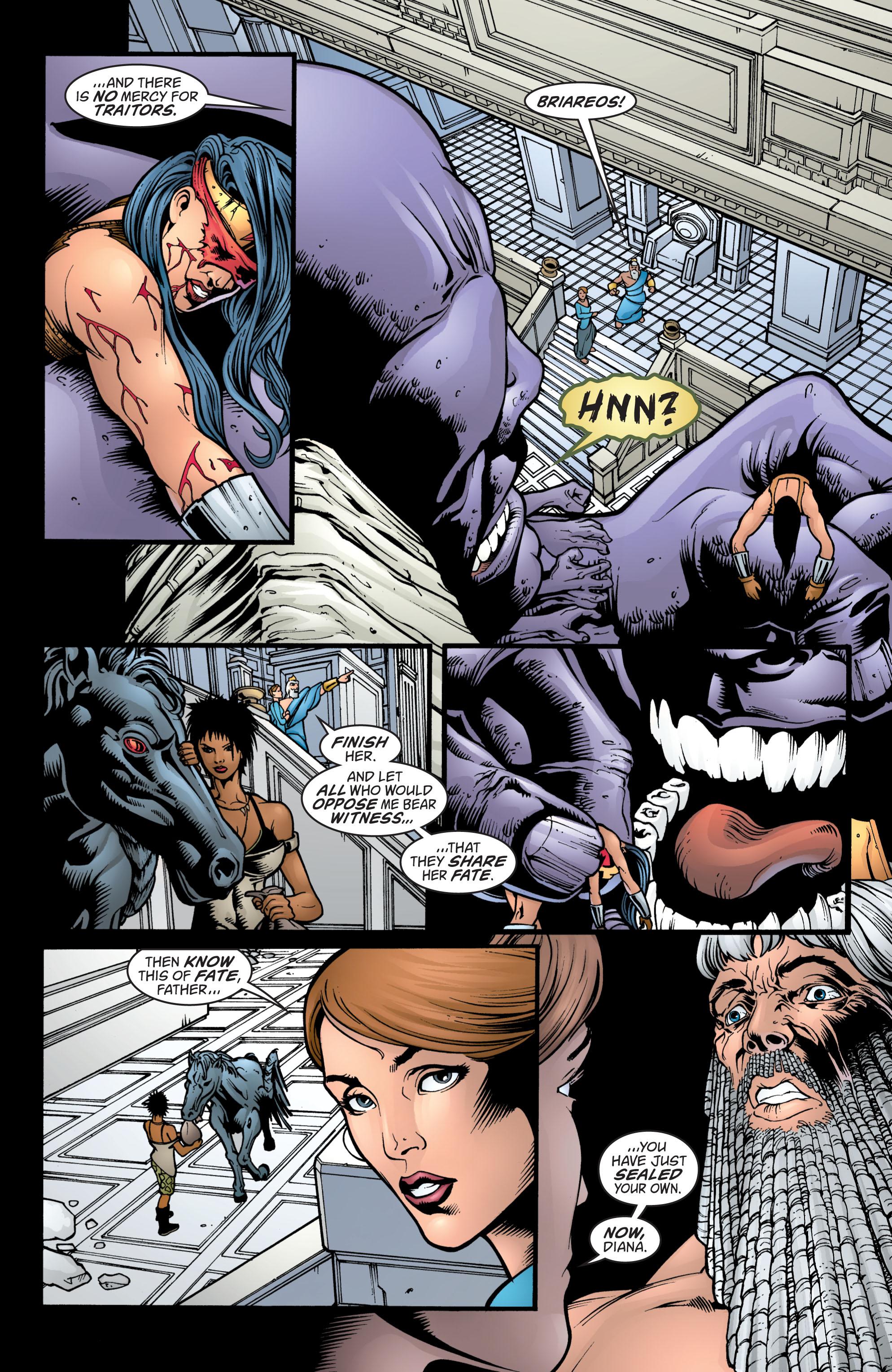 Read online Wonder Woman (1987) comic -  Issue #213 - 12