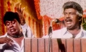 Goundamani Senthil Comedy | Goundamani POLITICAL COMEDY | Ragasiya Police Full Comedy | Sarath Kumar