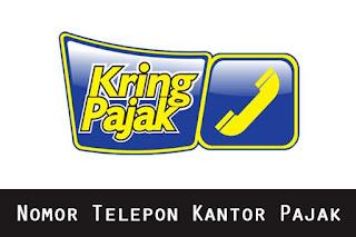 Nomor Telepon Kantor Pajak Call Center