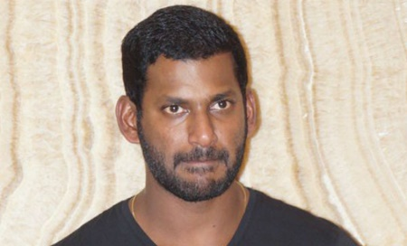 Breaking: Incometax raid at Vishal's office